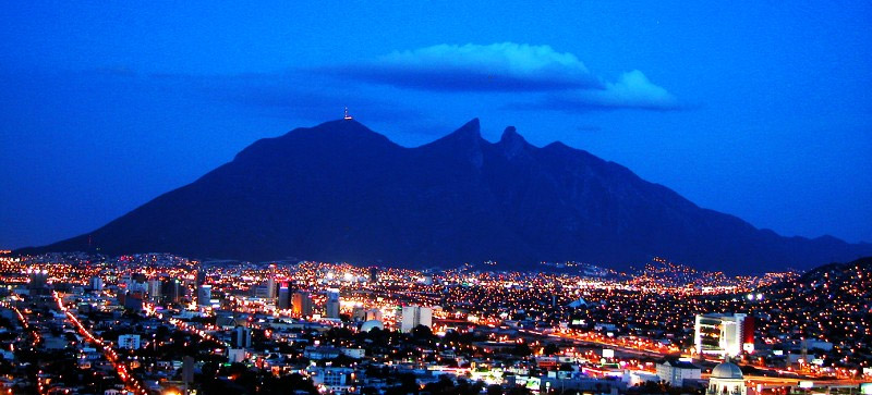 Monterrey Mexico — Industrial Giant