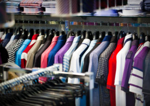 Clothing is a strong export manufacturing industry in Mexico